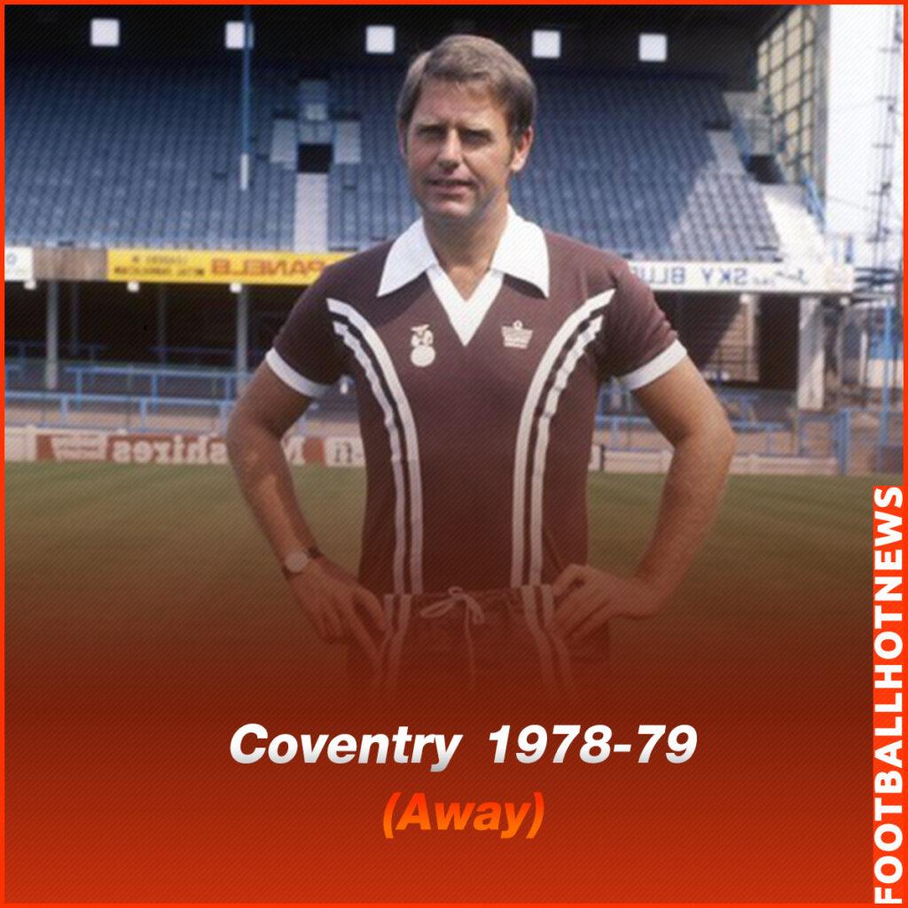ชุดแข่ง Coventry 1978-79 (Away)
